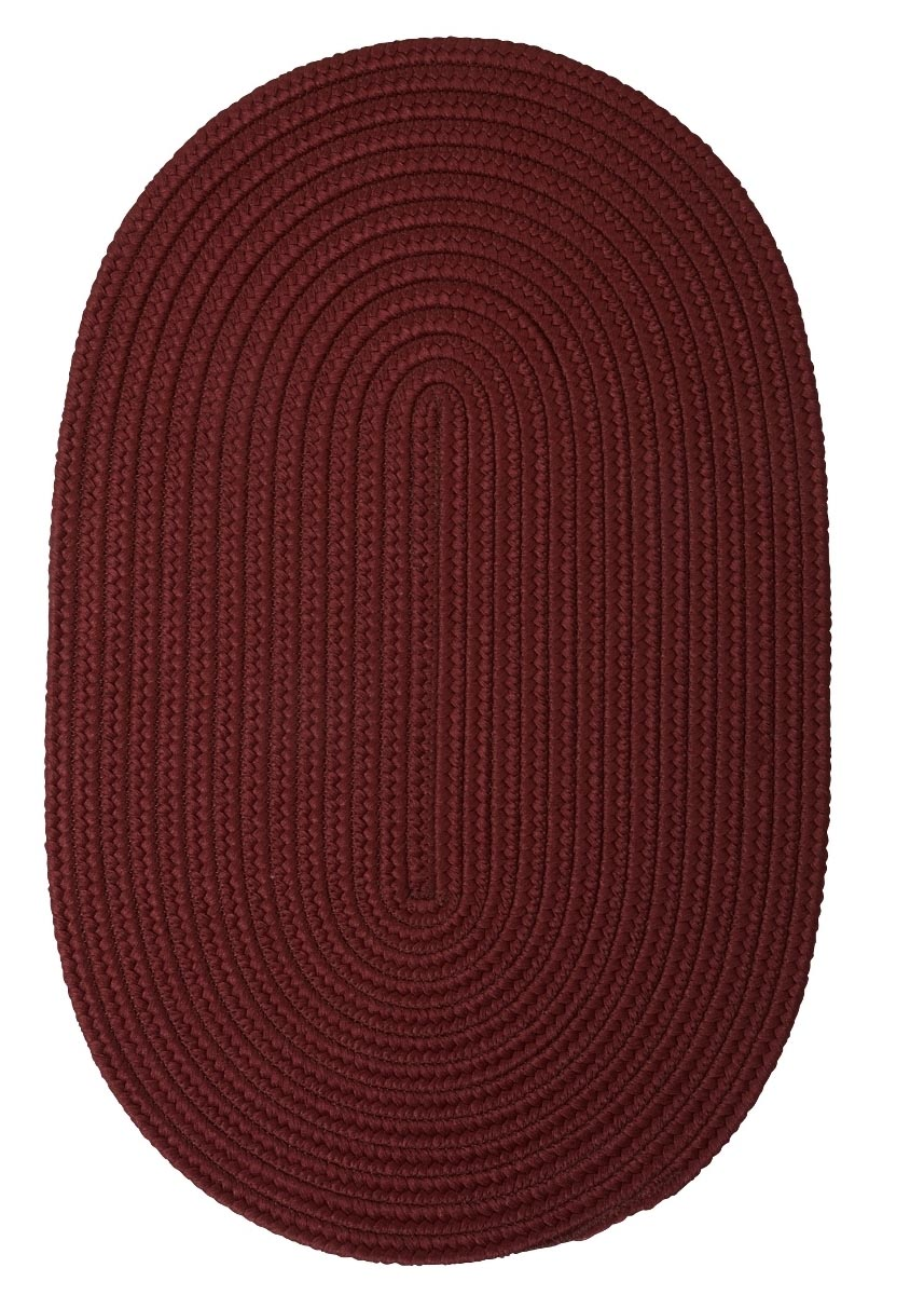 Boca Raton Corona Outdoor Braided Oval Rugs