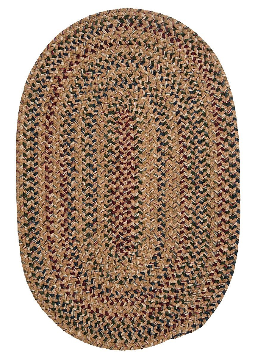 Twilight Evergold Outdoor Braided Oval Rugs