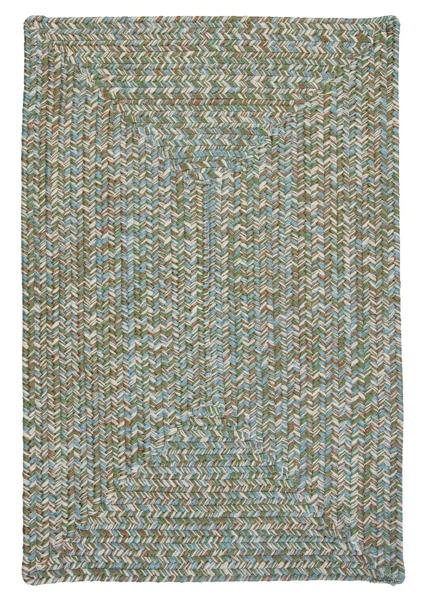 Corsica Seagrass Outdoor Braided Rectangular Rugs