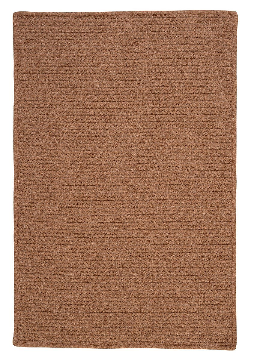 Westminster Taupe Outdoor Braided Rectangular Rugs