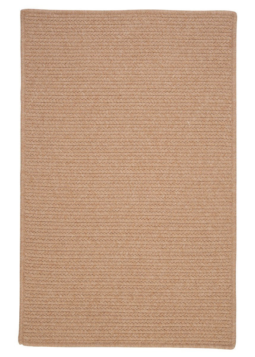 Westminster Oatmeal Outdoor Braided Rectangular Rugs